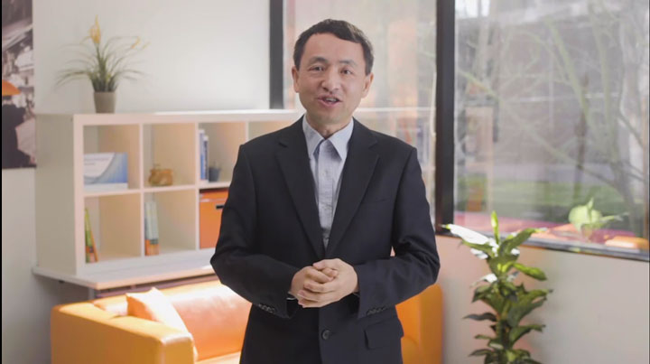 Karl Chan, President and CTO, Laserfiche