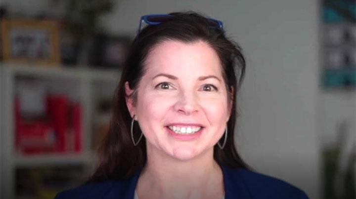 Kate O'Neill, Futurist, author and podcast host